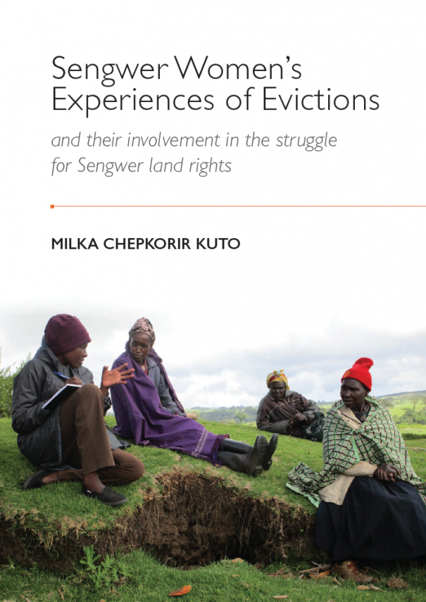 Sengwer Kenya Land Rights Indigenous evictions